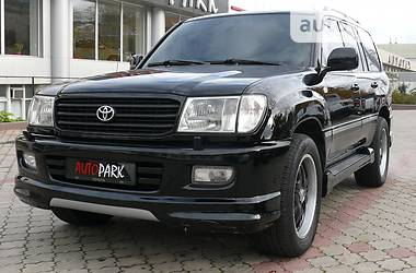 Toyota Land Cruiser 100 1999