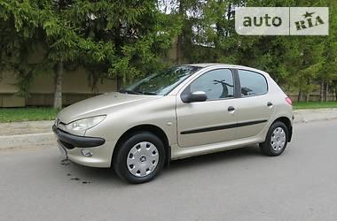 Peugeot 206 1.6i 2008
