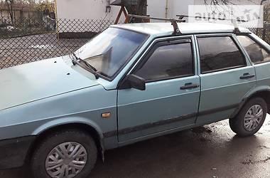 ВАЗ 2109 (Балтика) 1.5 1997