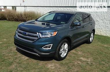 Ford Edge 2.0 EcoBoost SEL AWD 2016