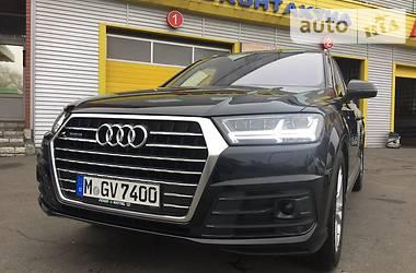 Audi Q7 3.0TDI S-Line Matrix 2017
