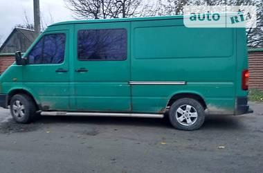 Volkswagen LT груз. 2DX0AE 1999