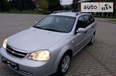 Chevrolet Lacetti 1.6 LPG 2007