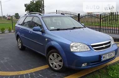 Chevrolet Lacetti 1.6 LPG 2004
