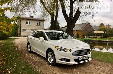 Ford Mondeo 2.5I 2016