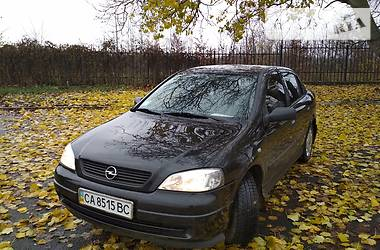 Opel Astra G 1.4 TWINPORT 2007