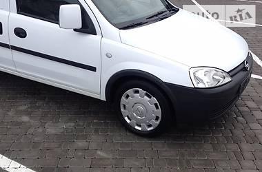 Opel Combo груз. 1.7 CDTI 2011