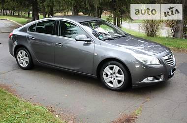 Opel Insignia Sport 2010