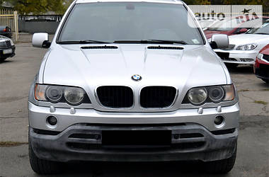BMW X5 2001