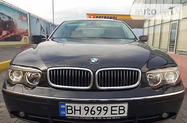 BMW 745 E66 Li 2003