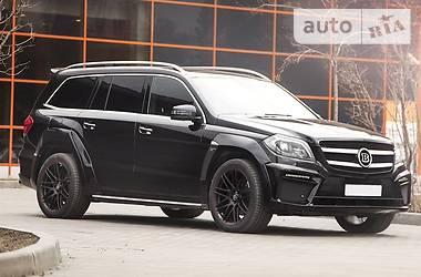 Mercedes-Benz GL 350 2015