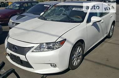 Lexus ES 300 HYBRID ENGINE 2013
