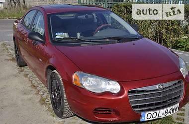 Chrysler Sebring 2.7 LPG 2005