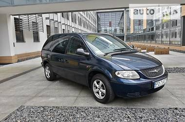 Chrysler Grand Voyager 2.5 D 2002
