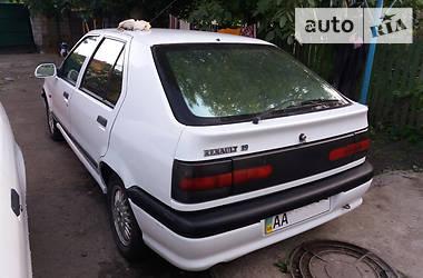 Renault 19 C53B 1991