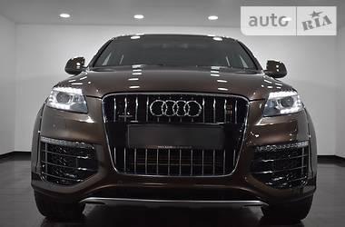 Audi Q7 3.0TDI S-Line 2015