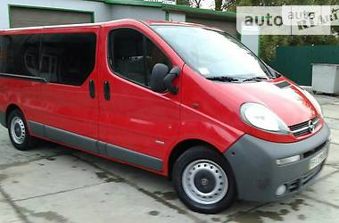 Opel Vivaro пасс. 2005