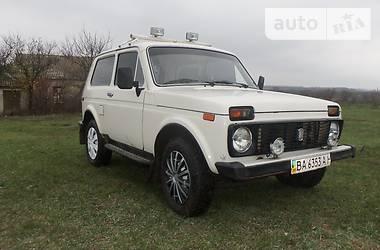 ВАЗ 2121 2121 1.6 1988