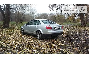 Audi A4 3.0i.ASN 2001