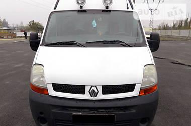 Renault Master груз. 2.5 2005