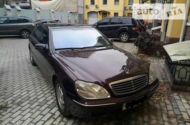 Mercedes-Benz S 320 2001