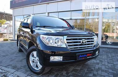 Toyota Land Cruiser 200 Anniversary 2011