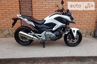 Honda NC 700 X 2013