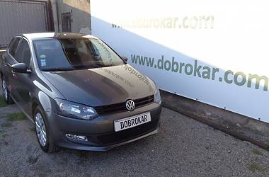 Volkswagen Polo 1.6TDI DSG 2012