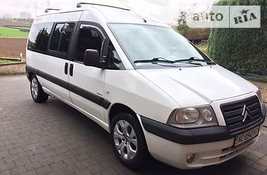 Citroen Jumpy пасс. 2006