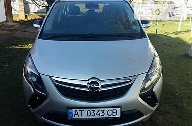 Opel Zafira TOURE 2013