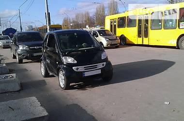 Smart Fortwo pulse 2001