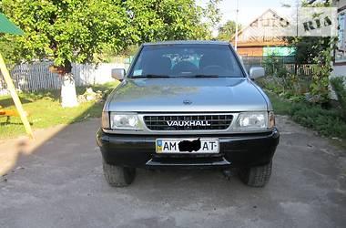 Opel Frontera 1997