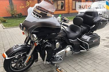 Harley-Davidson FLHTK Ultra Limited Elektro Glide 2015