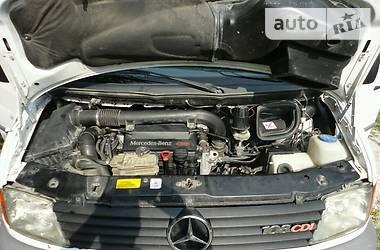 Mercedes-Benz Vario пасс. Vito 108cdi 2000