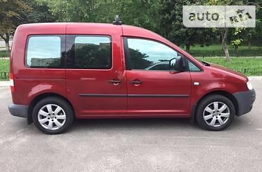 Volkswagen Caddy пасс. 1.4 i 16V LIVE 5 2005