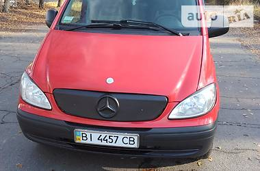 Mercedes-Benz Vito пасс. 639 2003