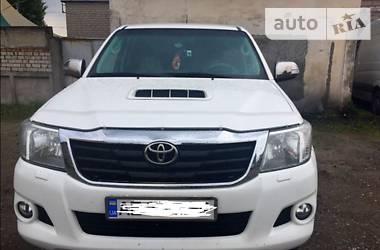 Toyota Hilux 2.5 D 2013
