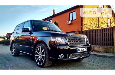 Land Rover Range Rover Voque Supercharged 2007