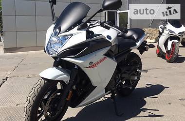Yamaha FZR 2013