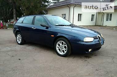Alfa Romeo 156 1.9 JDI 2001