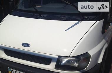 Ford Transit пасс. 2001