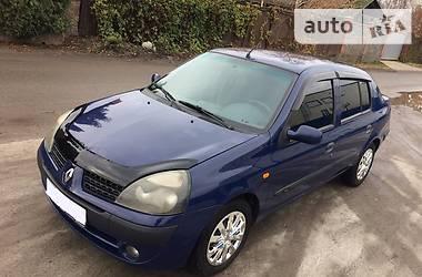 Renault Clio 1.4i газ 2006