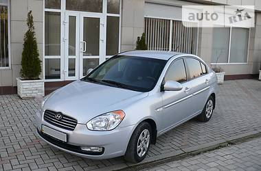 Hyundai Accent 1.6 4АТ2 2008