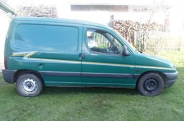 Peugeot Partner груз. 1997
