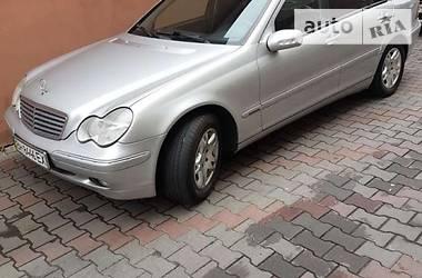 Mercedes-Benz 200 С 200 2001