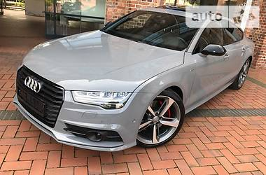 Audi A7 3.0 TDI Competition 2016