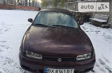 Mazda 626 GE 1992
