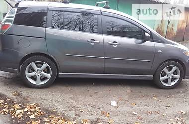Mazda 5 2.3 2007