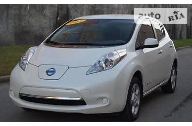 Nissan Leaf SV 2014