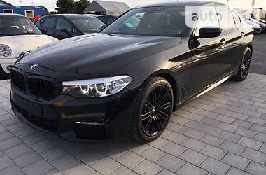BMW 530 d M-Paket Black-Line 2016
